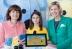 Mia mit Dorothee Belz und Angela Niebler Vorsitzende der bayerischen Frauen Union